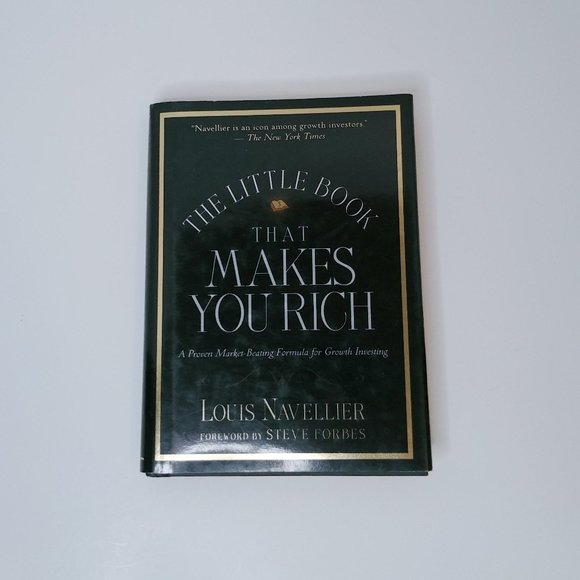 The Little Book that Makes You Rich by L Navellier